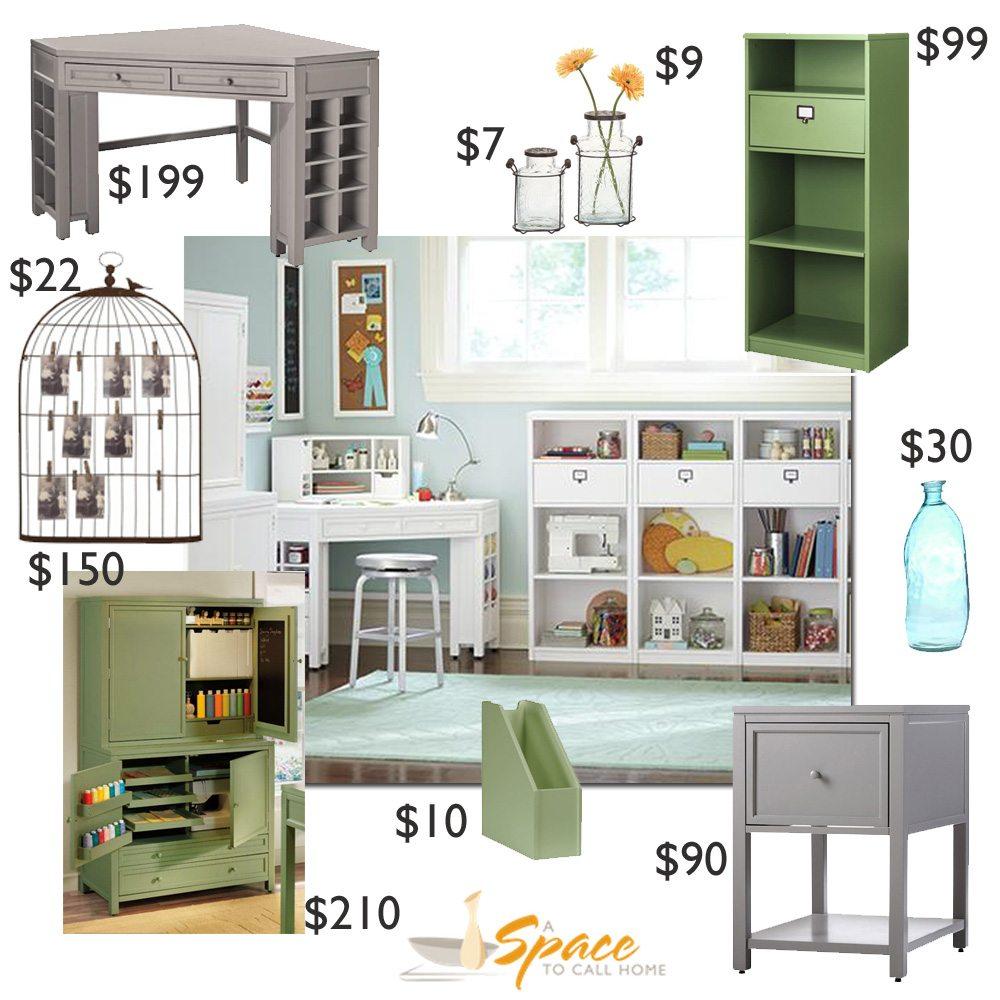 Playroom storage toy storage ideas kids playroom storage for Home office playroom design ideas