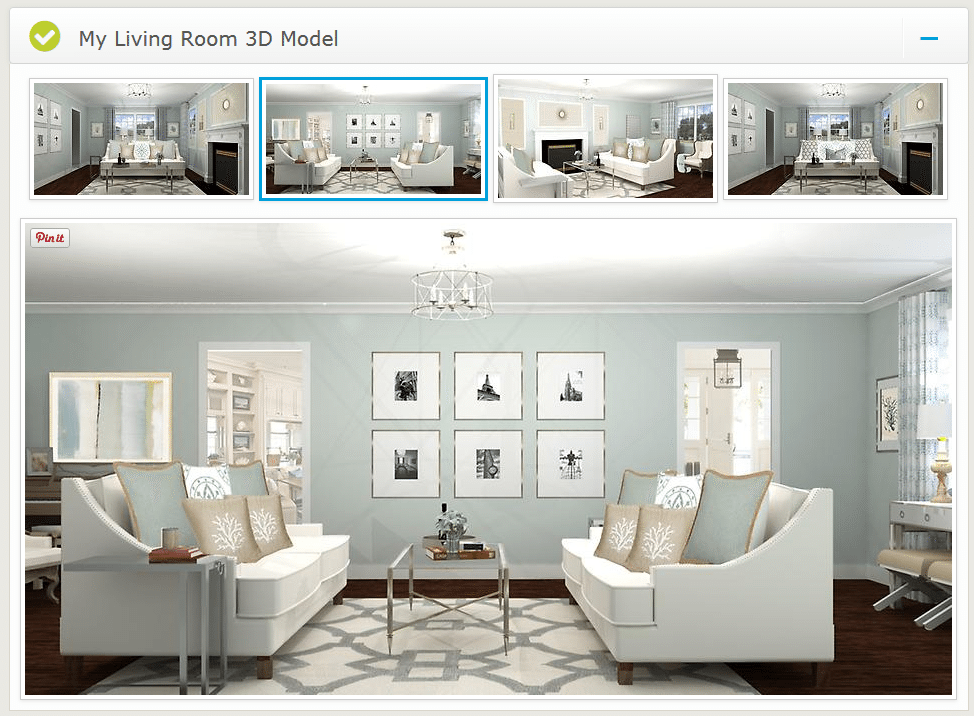 Virtual interior design from a space to call home for Virtual interior design