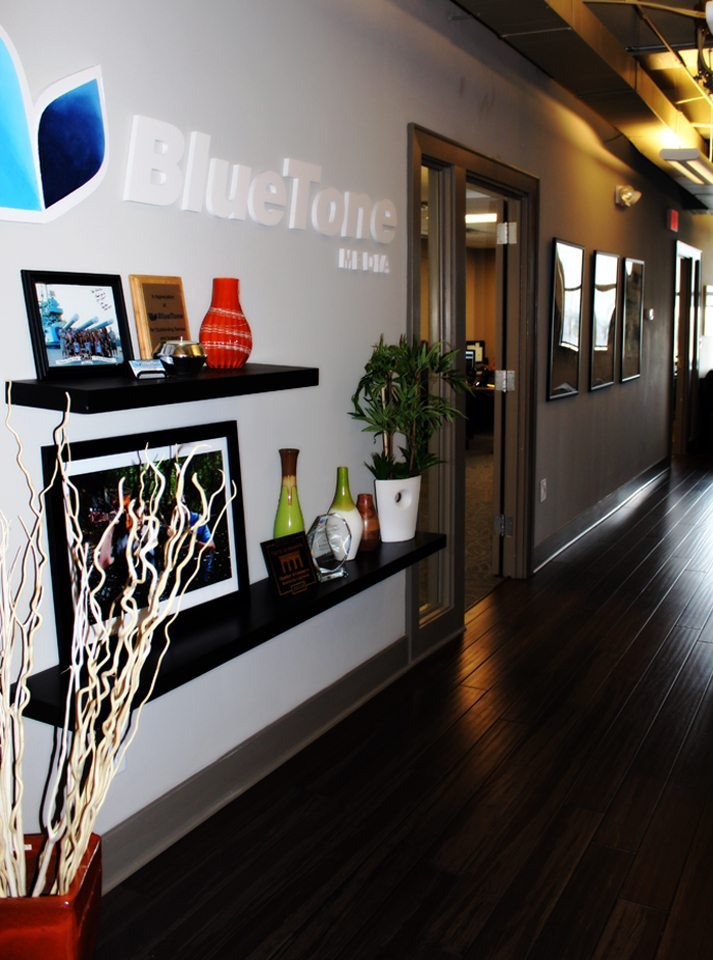 Commercial Interior Design Portfolio – Modern Office Design