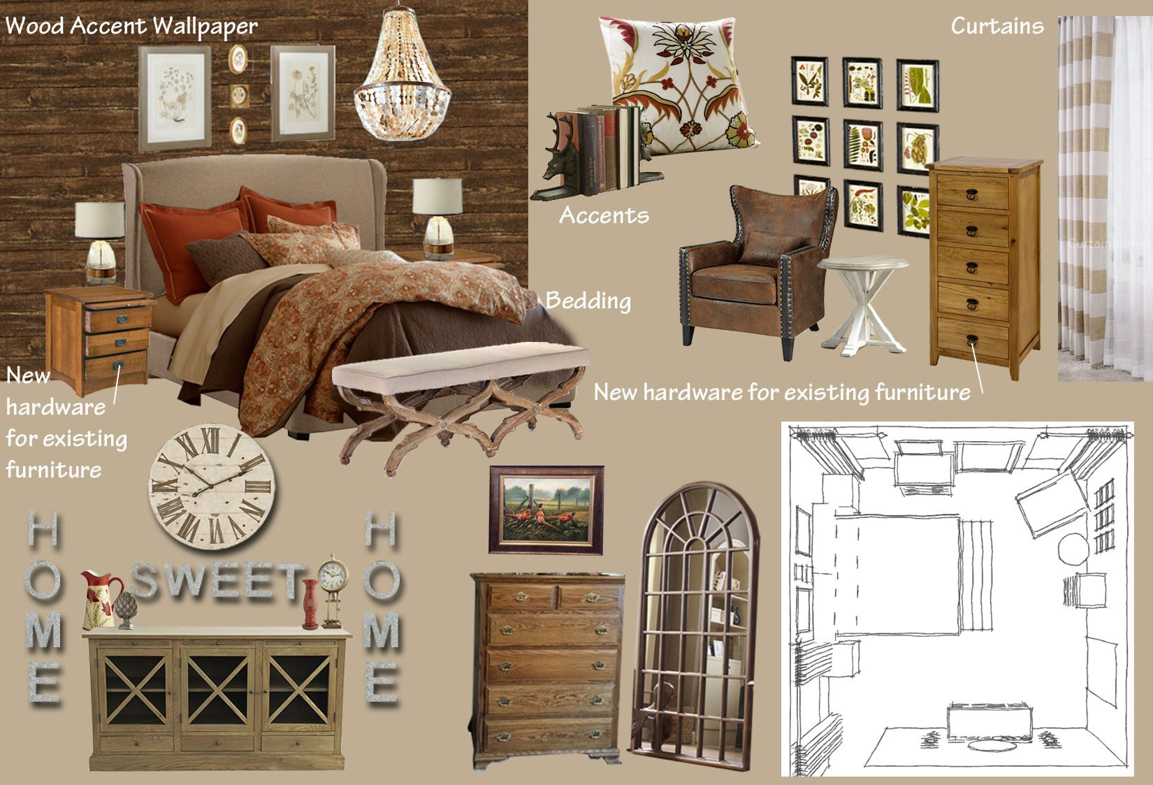 Rustic Master Bedroom Ideas A Space To Call Home