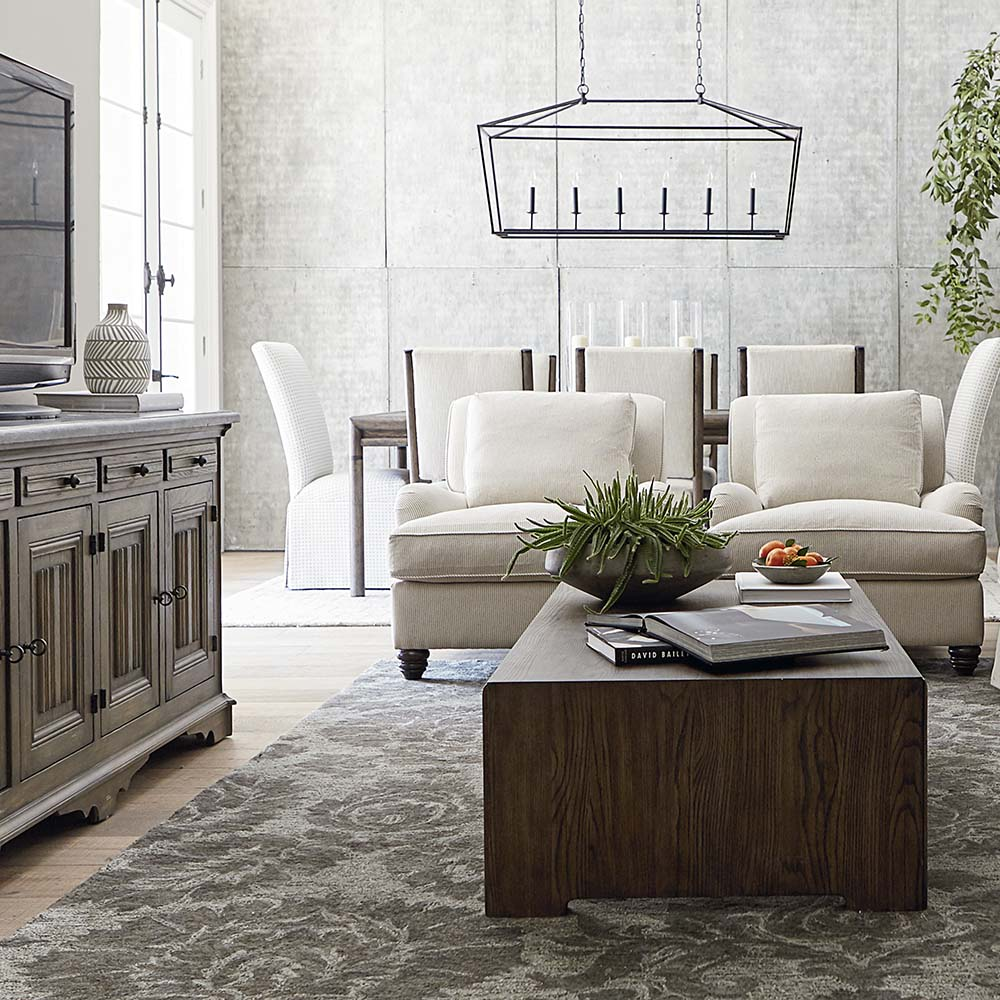 Bassett Transitional Design