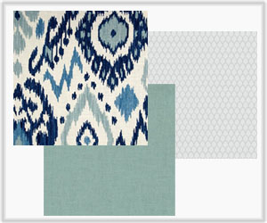 Transitional Fabric Patterns