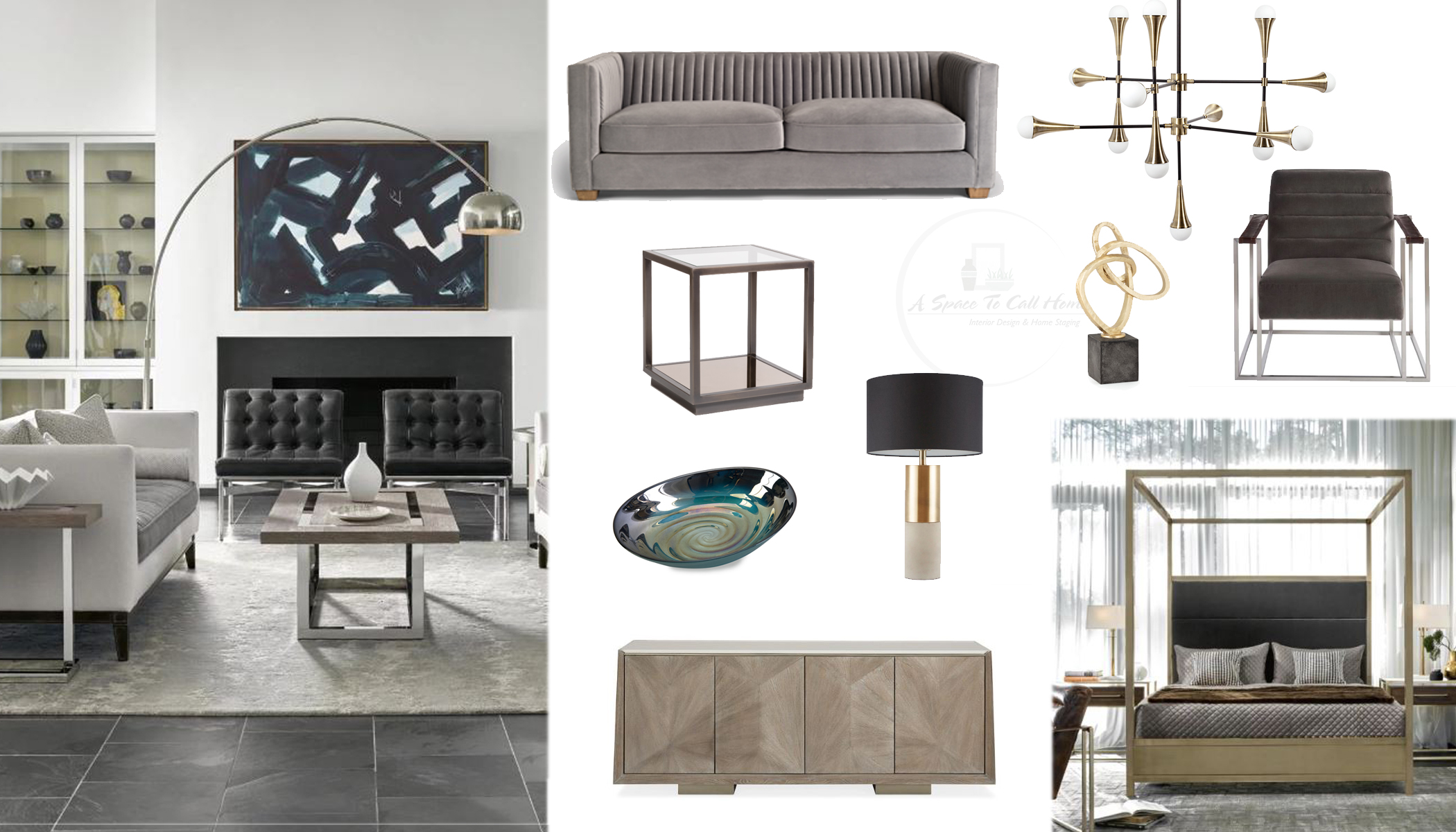 Signature Design Style Results - Metro Modern