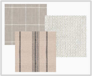 Traditional Fabric Samples