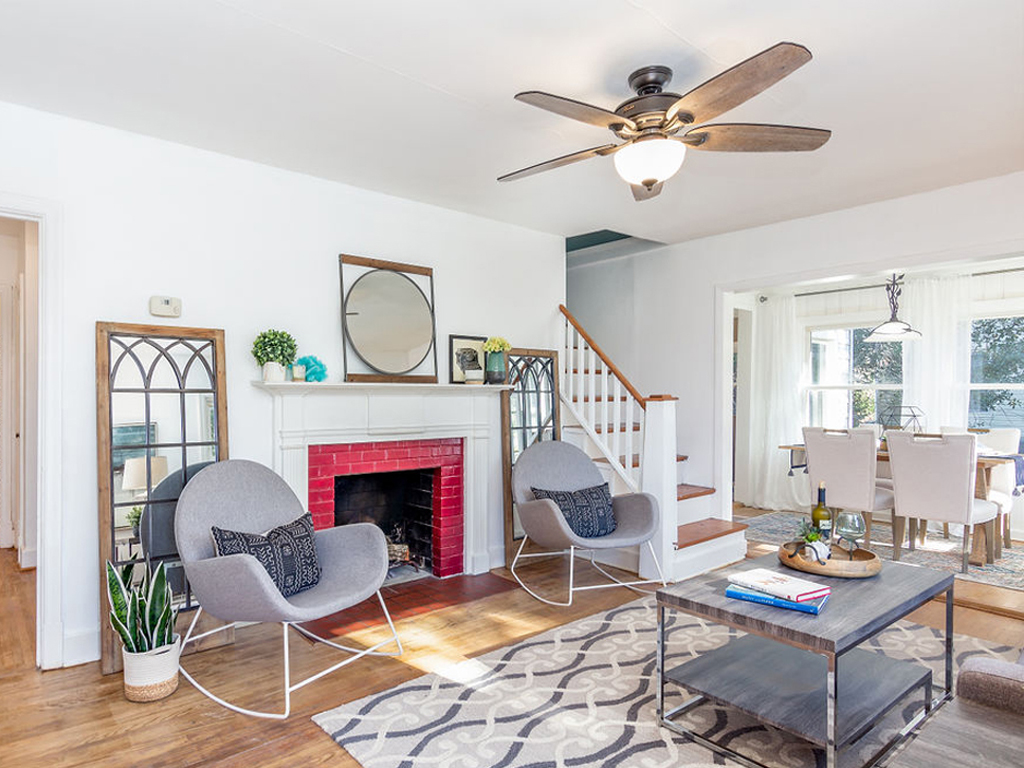 home staging camden circle