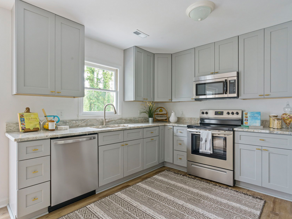 kitchen staging wilmington nc