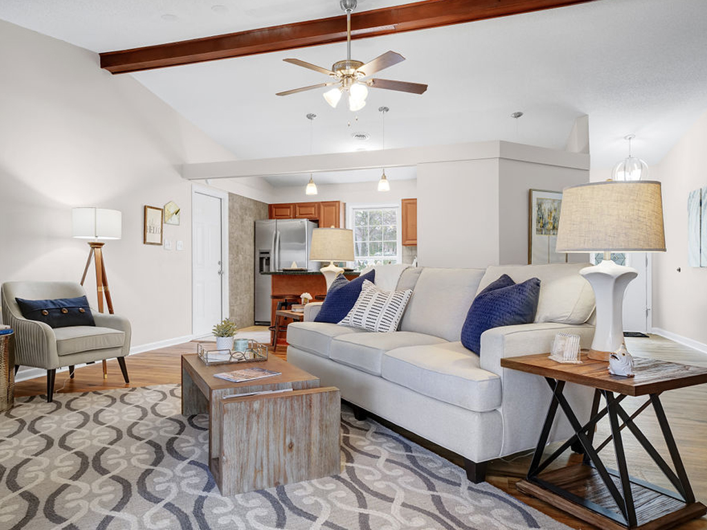 staged homes sell faster