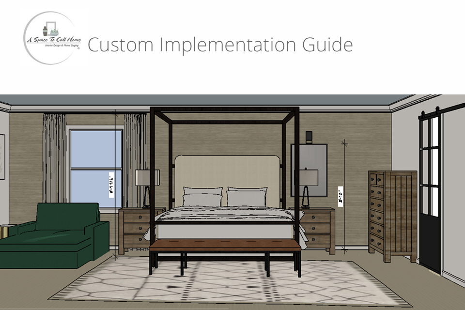 Online interior design 3d models