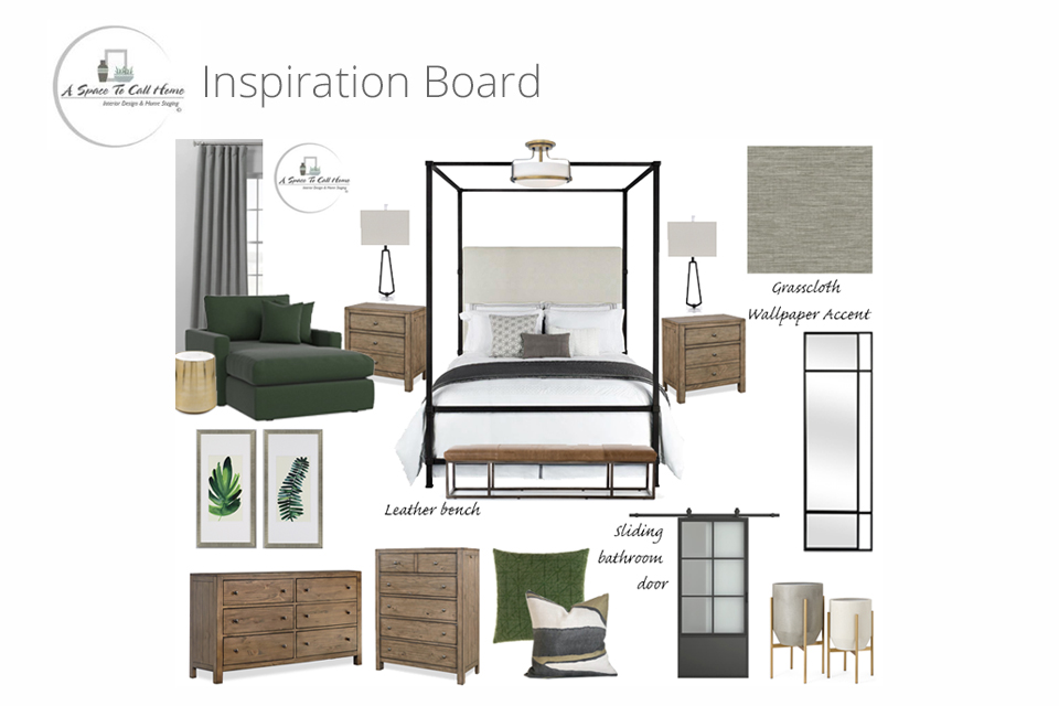 Virtual Design - Inspiration Board