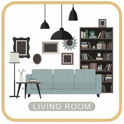 Living Room Design Online