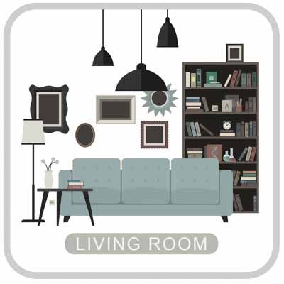 living room designer package