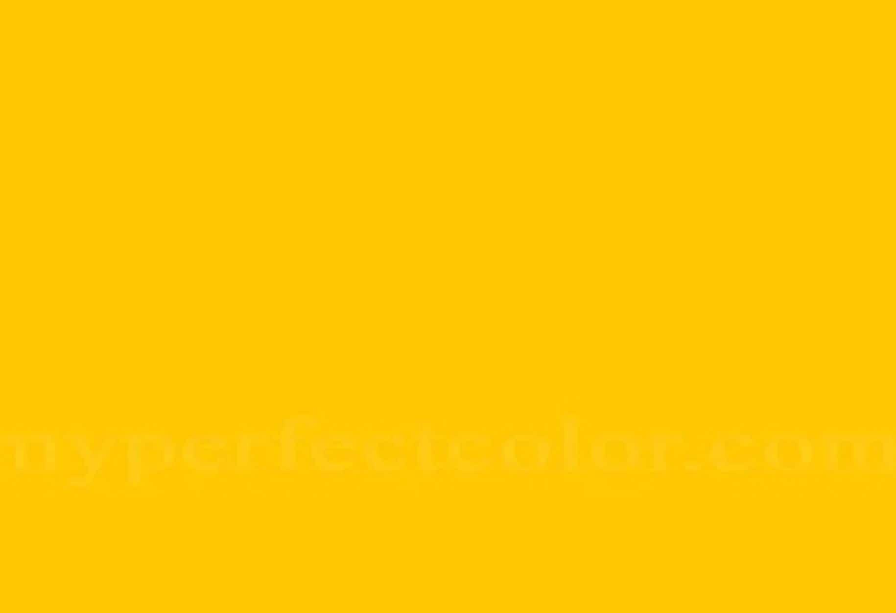 Benjamin Moore Yellow