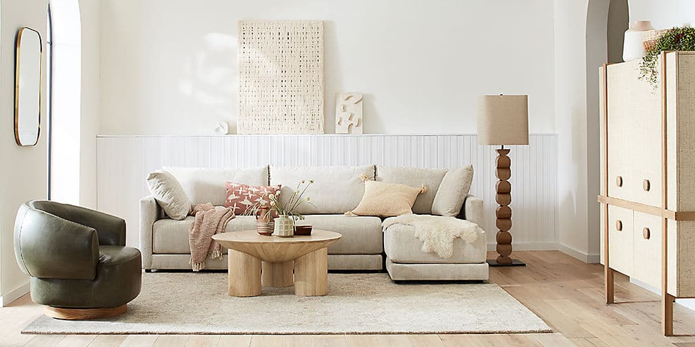 Crate and Barrel- Colors of the Year
